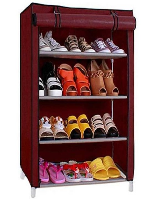 Original Shoe Rack & Wardrobe 4 Layers