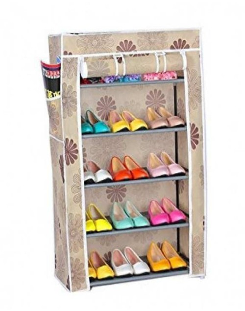 Original Shoe Rack & Wardrobe - 5 Layers