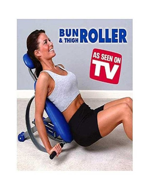 AB rocket Magic Roller Bun & Fitness Home Gym