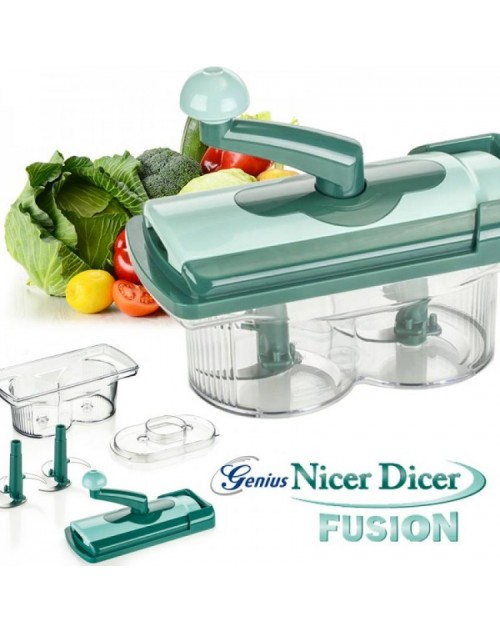 genius nicer dicer fusion. Black Bedroom Furniture Sets. Home Design Ideas