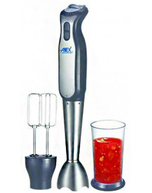 Anex AG-129 - Deluxe Hand Blender with Beater