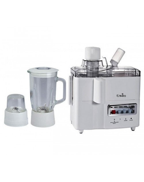 Enviro 3 in 1 Juicer, Blender & Grinder ENR 176 JBG