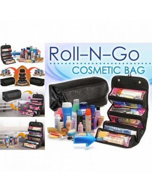 Roll and Go Purse