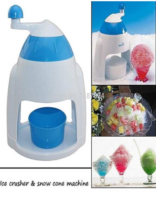 Original Ice Crushing Machine Gola Maker