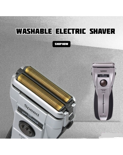 Kemei Washable Electric Shaver KM-1730