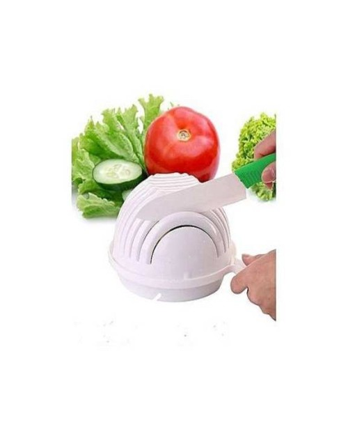 Original Salad Cutter Bowl