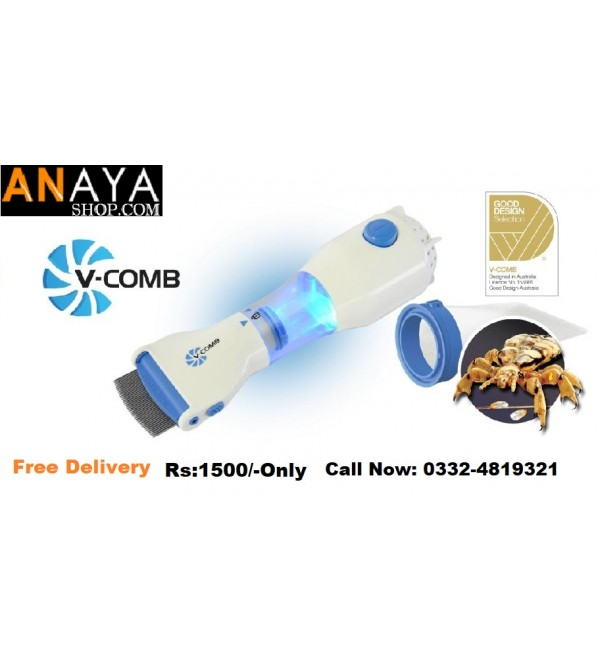 V-Comb Anti Lice Machine