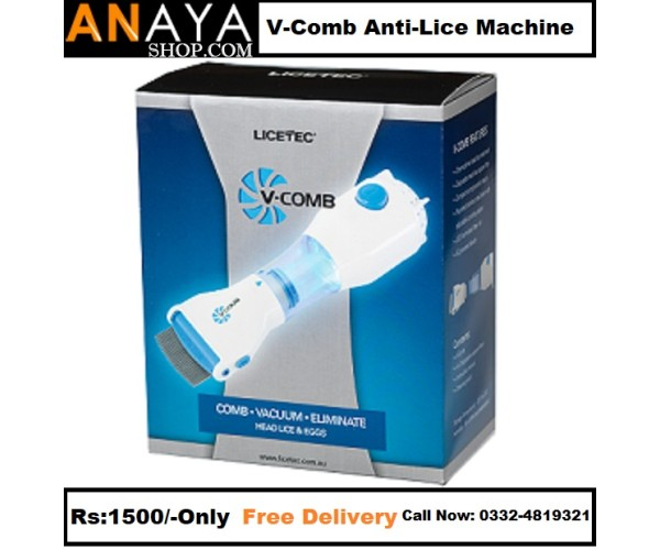 Anti Lice Machine