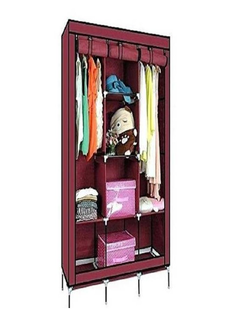 Original Portable Cloth Wardrobe Bedroom Wardrobe